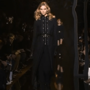 Lauded for his signature style of fairytale romance, this Elie Saab's Autumn/Winter collection deviates from the expected, opting for something that is darker and a touch more masculine.