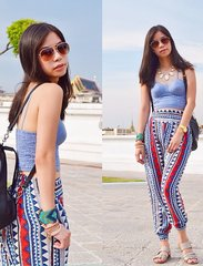 Triangles outside geometry  My first look from my Thailand trip is now up on the blog: http://tinacruz.tumblr.com  #fashion #ootd #pilipinasootd #clozette