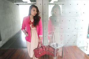 pink my day  #OOTD #ClozetteID