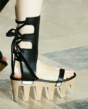 Wishlist - Edgy shoes. What do you think?